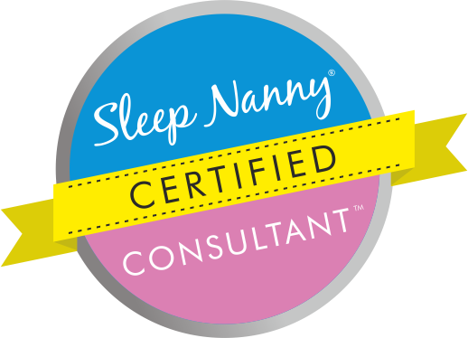 Sleep Nanny Certified Consultant Badge